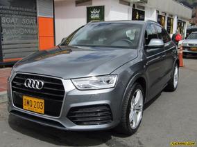 Audi Q3 S Line Progressive