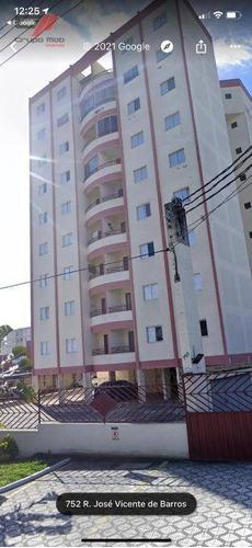 Imagem 1 de 1 de Apartamento Com 2 Dormitórios, 57 M² - Venda Por R$ 210.000,00 Ou Aluguel Por R$ 900,00/mês - Parque Santo Antônio - Taubaté/sp - Ap0314