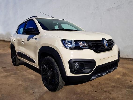 Renault Kwid 1.0 Sc 66cv Outsider Patento Ya Okm En Stock Le