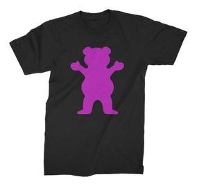 Camiseta Grizzly Ursinho Tumblr Melhor Stamp Queima Estoque