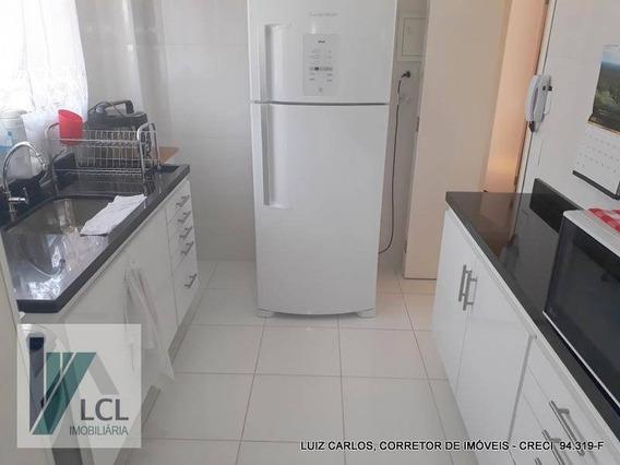 Apartamento Com 2 Dormitórios À Venda, 52 M² Por R$ 215.000 - Jardim Santa Terezinha - Taboão Da Serra/sp - Ap0053