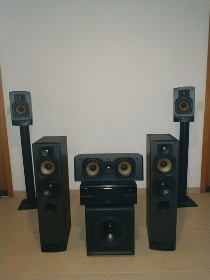 Home Theater Paradigm Reference V2 Super Completo