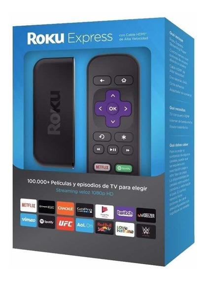 Roku Express Convierte Tu Tv En Smart Tv
