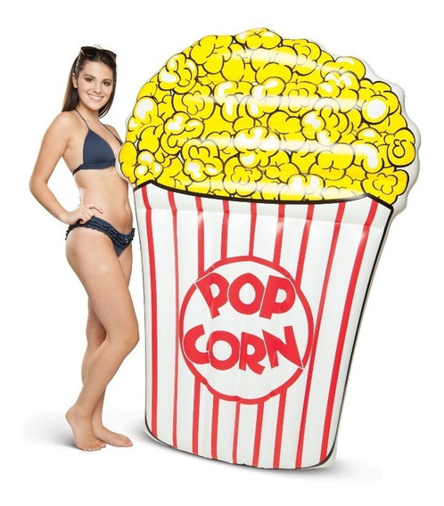 Inflable Popcorn Bigmouth Inc