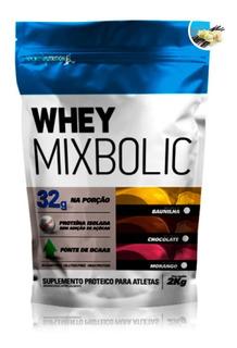 Whey Protein Mix Bolic 2kg Original - Sports Nutrition -