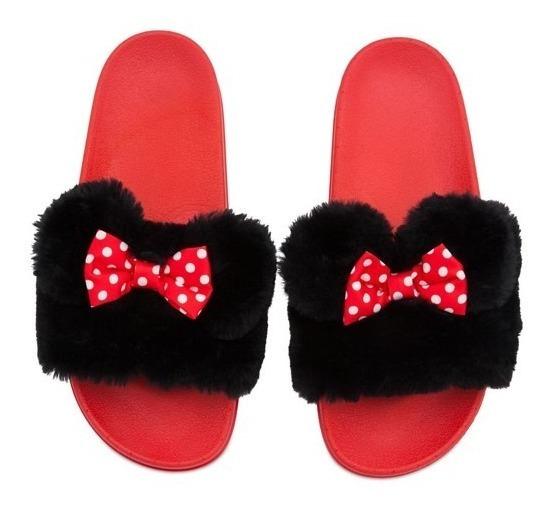 Sandalias Minnie Mouse Originales De Disney Store