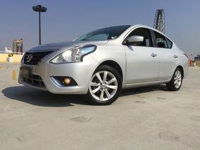Nissan Versa 2015 Advance Automatico Linea Nueva Bluetooth