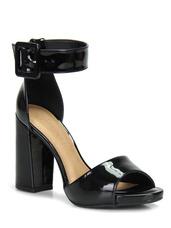 703e04b56 Sandalias Passarela Salto Grosso Tamanho 39 - Sapatos 39 no Mercado ...