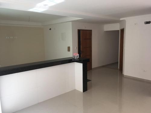 Imagem 1 de 14 de Apartamento À Venda, 3 Quartos, 1 Suíte, 2 Vagas, Metalúrgica - Santo André/sp - 98902