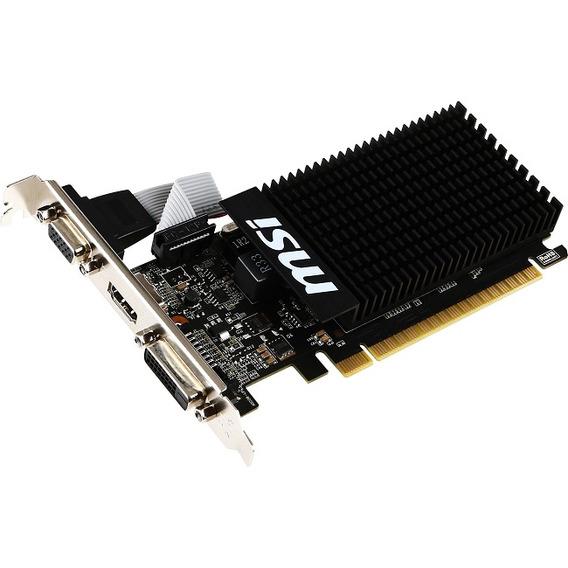 Tarjeta Video Msi Gt710 2gb Ddr3 Icb Technologies