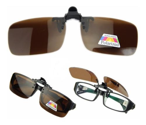 Lentes Gafas De Sobreponer Sobrepuesto Uv400 Y Polarizado