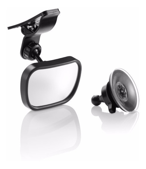 Espelho Retrovisor Bebê Carro Para Brisa Ventosa 2 Em 1