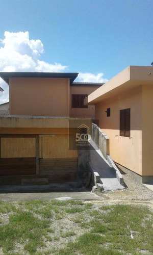 Chácara À Venda, 420 M² Por R$ 445.000,00 - Forquilhas - São José/sc - Ch0007
