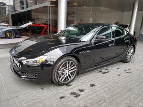 Maserati Ghibli Motor Ferrari 3.0l 350hp V6 Biturbo Ta 8vel