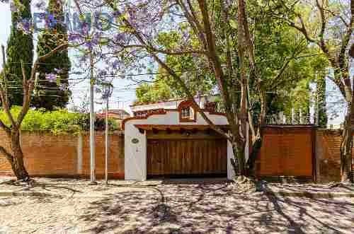 Casa A La Venta En Ex Rancho De La Rosa, Col. Humboldt, Puebla