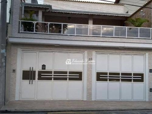 Casa Com 3 Dormitórios À Venda, 150 M² Por R$ 770.000,00 - Vila Rosália - Guarulhos/sp - Ca0040