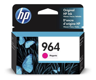 Cartucho Hp 964 Magenta 3ja51al Original 9010 Officejet Pro
