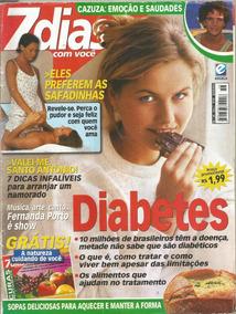 Revista 7 Dias 58/2004 - Cazuza - Eliana - Kelly Key