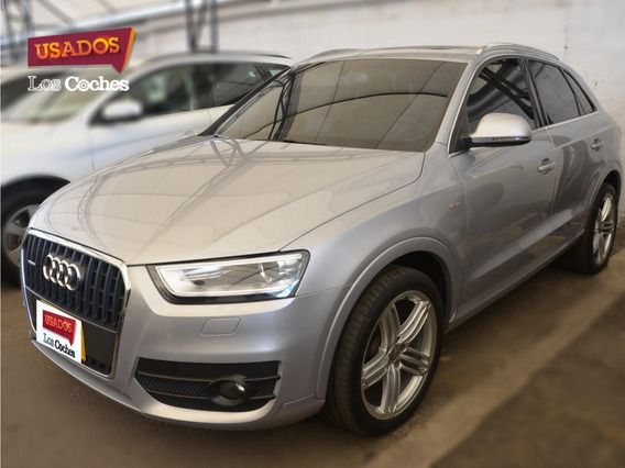Audi Q3 Luxury Xline Aut Placa Imw387