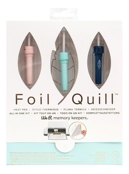 Kit De Iniciacion Foil Quill We R Memory Keepers