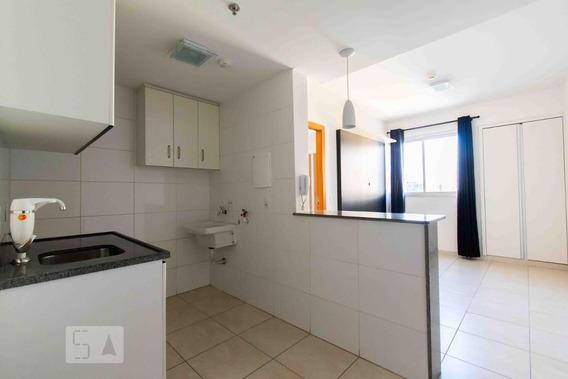 Apartamento No 7º Andar Com 1 Dormitório E 1 Garagem - Id: 892945369 - 245369
