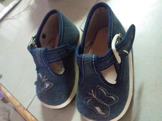 Zapatos De Niña Numero 17