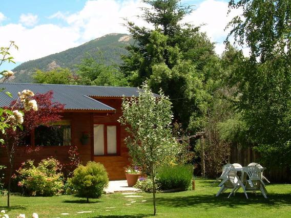 Alquiler Cabaña Bariloche Temp Baja $1900 Por Dia Para 2 Pax