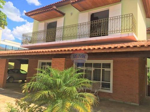 Casa Com 4 Dormitórios Para Alugar, 440 M² Por R$ 6.000,00/mês - Centro - Botucatu/sp - Ca0532