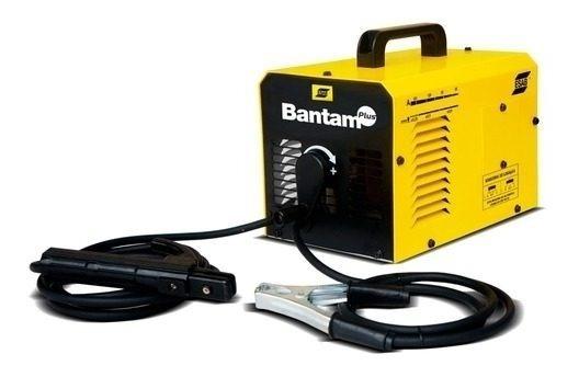 Transformador De Solda 180a Bivolt Bantam Plus - Esab