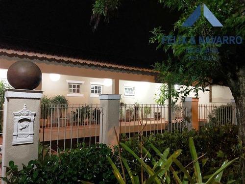 Casa Assobradada - Atibaia - 1649