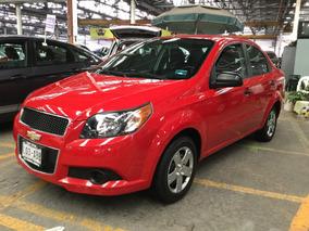 Chevrolet Aveo Ls Std 5 Vel Ac 2015
