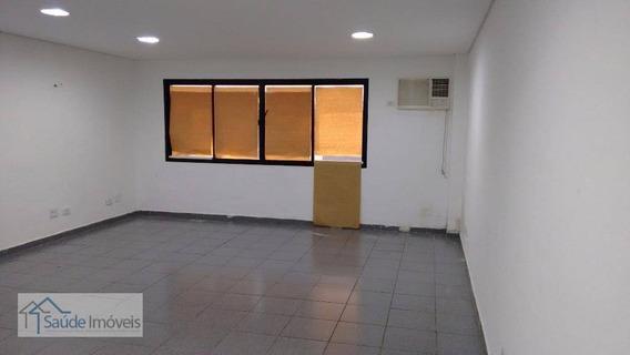 Sala Comercial - Metrô Santa Cruz - Sa0063