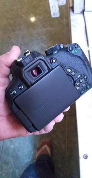 Canon T5i Em Estado De Nova Poucas Fotos No Máximo 50fotos