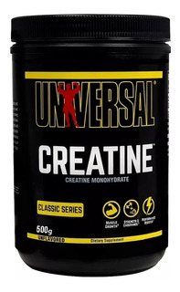 Creatina Universal Nutrition X 500grs