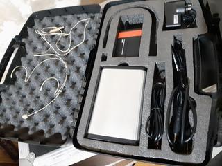 Microfono Headset Apogee + Set Para Guitarra