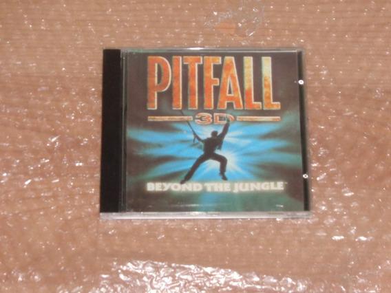 Pitfall 3d : Beyond The Jungle - Ps1 - Frete R$ 17