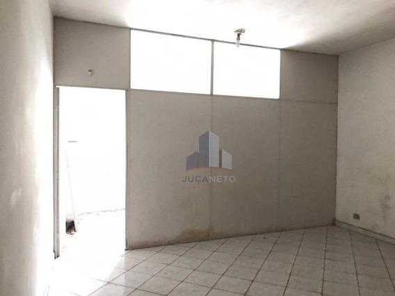 Kitnet Com 1 Dormitório Para Alugar, 30 M² Por R$ 600,00/mês - Vila Bocaina - Mauá/sp - Kn0001