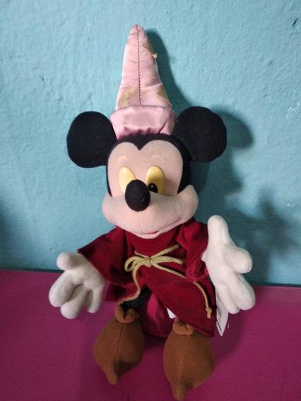 Mickey Mouse Pelucia Fantasia Disney Anos 90 Action Figure