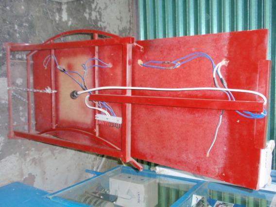 Exhibidor De Lamparas Metalico
