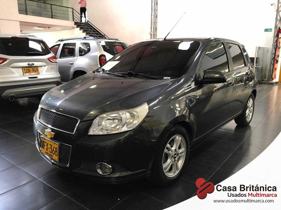 Chevrolet Aveo Emotion 4x2 Gasolina