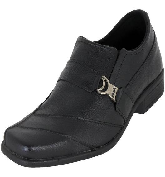 Sapato Social Masculino Fox Conforto Sport Fino