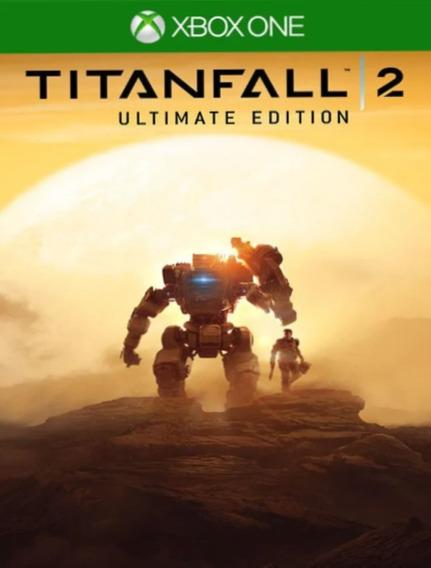 Titanfall 2 Edição Ultimate Código 25 Dígitos