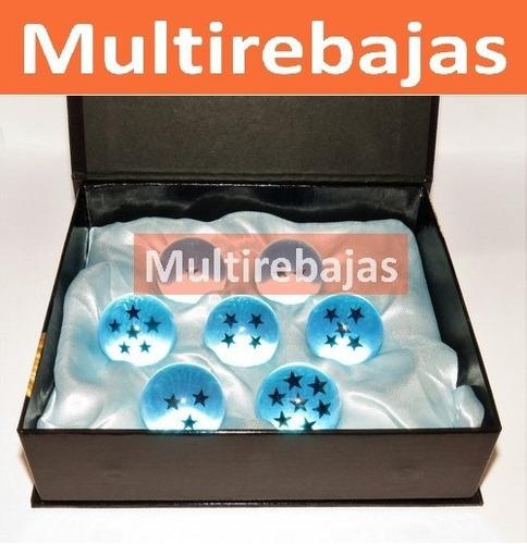 Colección De Esferas Del Dragon Azules A Domicilio