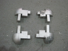 Cantoneira Suporte Trava Aluminio Capota (cx-142/22)
