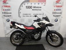 Bmw Gs 650 Abs 2012 Otimo Estado Aceito Moto