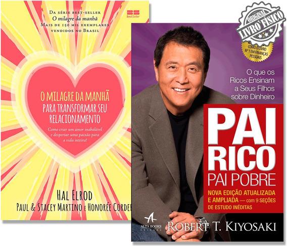 Milagre Da Manhã Transformar Relacionamento Pai Rico Pobre