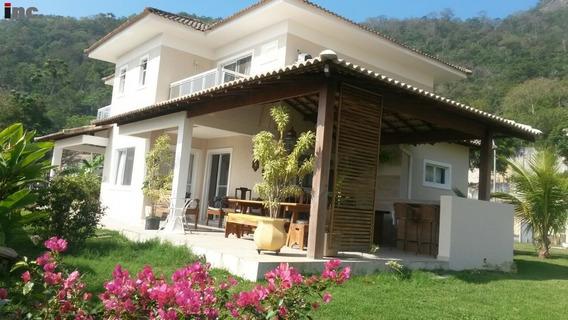 Recreio - Quintas Do Pontal - Casa Duplex De 4 Suítes Com 274 M²- Vista Deslumbrante! - Quintasp.q - 68317392