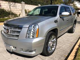 Cadillac Escalade Esv 6.2 Esv Plinum Lujo . V8 8 Pas At 2013
