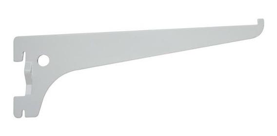 Suporte Para Trilho Branco 30cm