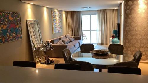 Imagem 1 de 22 de Apartamento Com 4 Dormitórios No Cacupé - Ap5555